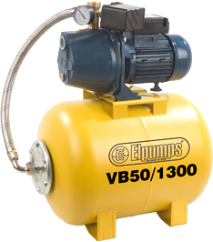 Насосная станция Elpumps VB 50/1300 PUMPS - общий вид