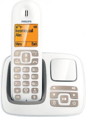 Беспроводной телефон Philips CD2951N/51 - общий вид