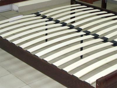 Односпальная кровать Королевство сна 3601 100х200 (венге) - основание
