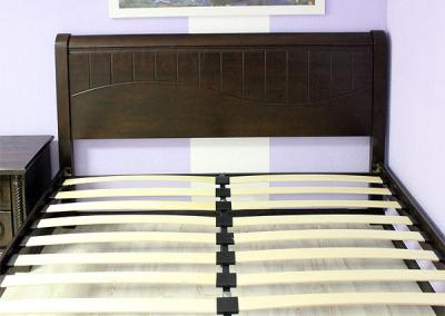 Полуторная кровать Королевство сна 3655 (120х200 венге) - кровать с основанием