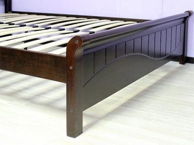 Полуторная кровать Королевство сна 3655 (120х200 венге) - детальное изображение