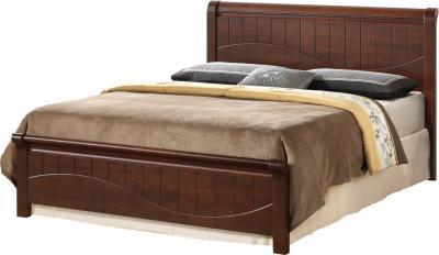 Полуторная кровать Королевство сна 3655 (120х200 венге) - общий вид