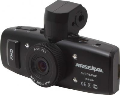 Автомобильный видеорегистратор Arsenal AVR05FHD - общий вид