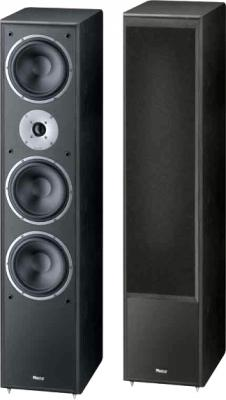 Акустическая система Magnat Monitor Supreme 1002 (черный, пара) - общий вид