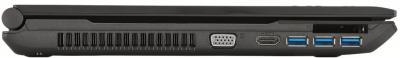 Ноутбук Fujitsu LIFEBOOK AH532 (AH532MPBP5RU) - вид сбоку