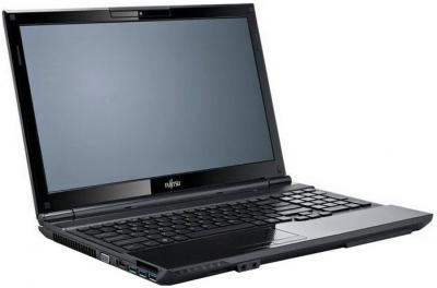 Ноутбук Fujitsu LIFEBOOK AH532 (AH532MC3A5RU) - вид сбоку