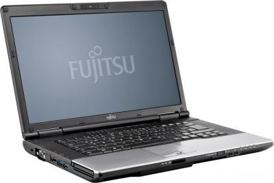 Ноутбук Fujitsu LIFEBOOK E752 (E7520M0010RU) - общий вид