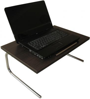 Подставка для ноутбука Энниа 32-237-2 (Венге) - с ноутбуком