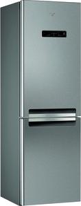 Холодильник с морозильником Whirlpool WBA 3688 NFC IX - общий вид
