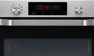 Электрический духовой шкаф Samsung NV6584BNESR/WT - панель управления