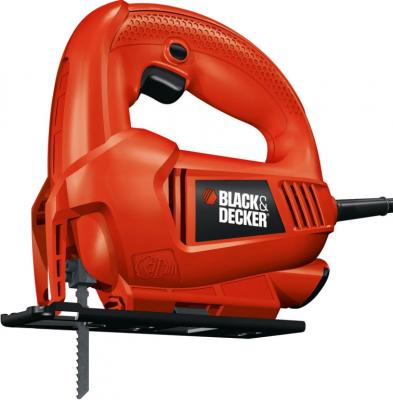 Электролобзик Black & Decker KS500K - общий вид