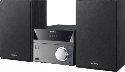 Микросистема Sony CMT-S40D - общий вид