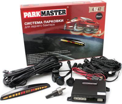 Парковочный радар ParkMaster 4FJ47 (Black) - комплектация