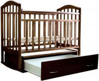 Детская кроватка Антел Алита-4 (венге) -