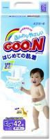 Подгузники Goo.N Premium XL (42шт) -