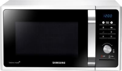 Микроволновая печь Samsung MS23F301TAW - общий вид