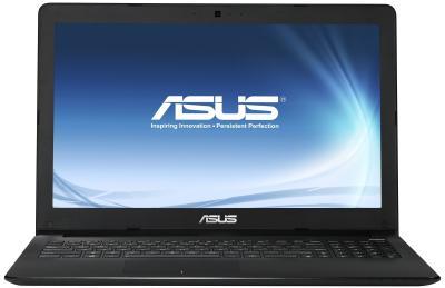 Ноутбук Asus X502CA-XX042D - фронтальный вид