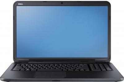Ноутбук Dell Inspiron 17 (3721) 272229336 (113067) - фронтальный вид