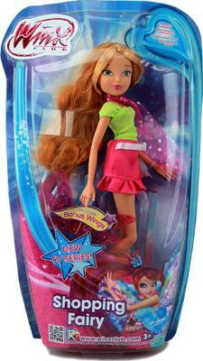 """Кукла Witty Toys Winx Club """"Модница"""" Флора (Flora) - упаковка"""