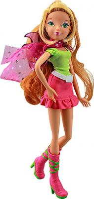 "Кукла Witty Toys Winx Club ""Модница"" Флора (Flora) - общий вид"