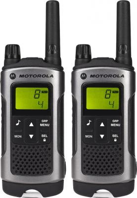 Рация Motorola TLKR-T80 - общий вид