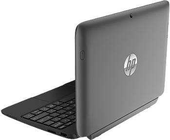 Ноутбук HP SlateBook 10-h010er x2 (E7H06EA) - вид сзади