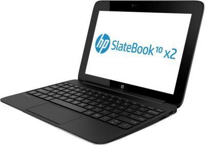 Ноутбук HP SlateBook 10-h010er x2 (E7H06EA) - общий вид