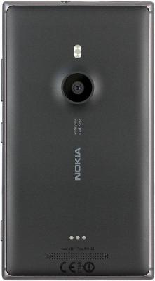 Смартфон Nokia Lumia 925 (Black) - задняя панель