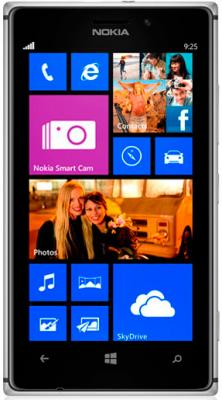 Смартфон Nokia Lumia 925 (Gray) - общий вид