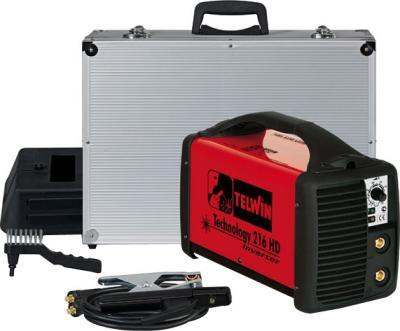 Сварочное/паяльное оборудование Telwin Technology 216HD + ACX - общий вид