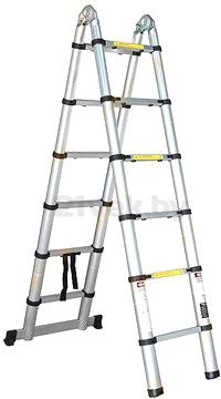 Телескопическая лестница Startul ST9703-027 - лестница-стремянка