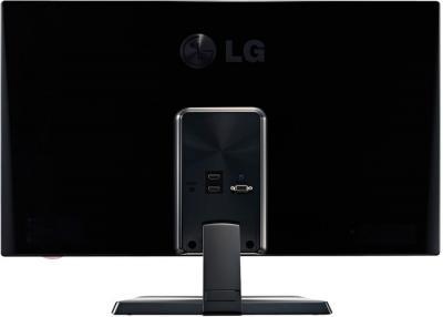 Монитор LG IPS237L-PN - вид сзади