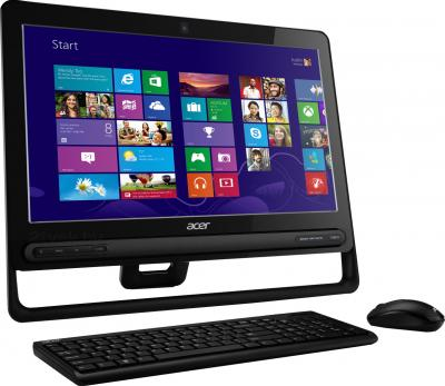Моноблок Acer Aspire ZC-605 (DQ.SQMME.002) - общий вид