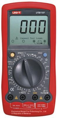 Мультиметр цифровой UNI-T UTВ1107 - общий вид