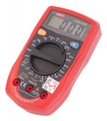 Мультиметр цифровой UNI-T UTВ133D - вплоборота