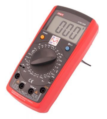 Мультиметр цифровой UNI-T UTВ139B - вполоборота