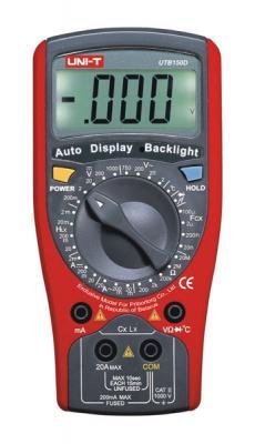 Мультиметр цифровой UNI-T UTВ150D - общий вид