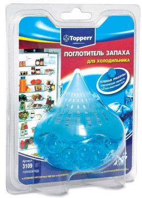 Поглотитель запаха Topperr Голубой лед 3109 - общий вид
