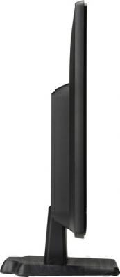 Готовое рабочее место HP Pro 3500 MT (D1V67EA) - монитор, вид сбоку