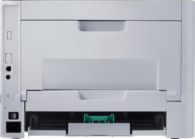 Принтер Samsung SL-M3820D - вид сзади