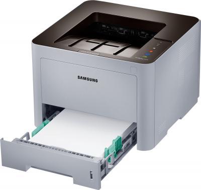 Принтер Samsung SL-M3820D - открытый лоток