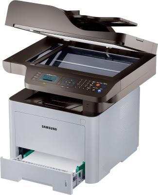 МФУ Samsung SL-M3870FW - сканер