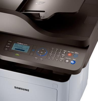 МФУ Samsung SL-M3870FW - панель управления