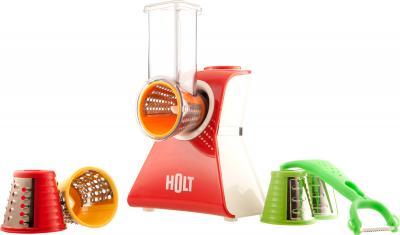 Мультиварка Holt HT-MC-002S (с овощерезкой и овощечисткой) - овощерезка с овощечисткой