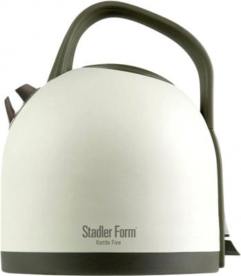 Электрочайник Stadler Form Kettle Five White (SFK.8800) - общий вид