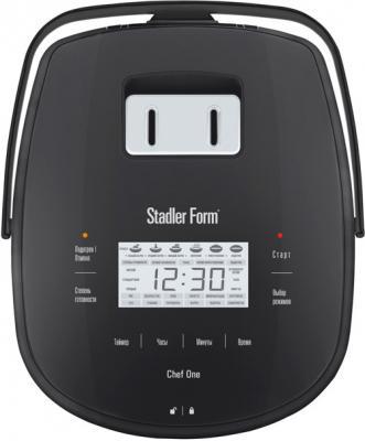 Мультиварка Stadler Form Chef One Black (SFC.919) - вид сверху