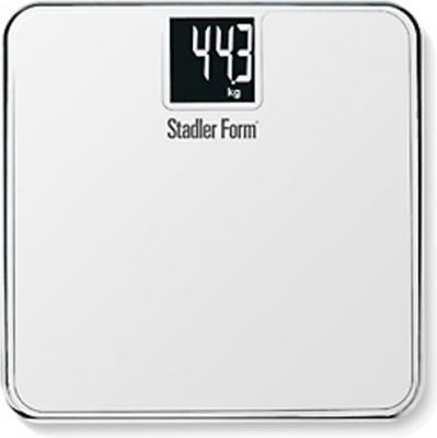 Напольные весы электронные Stadler Form Scale Two White (SFL.0012) - общий вид