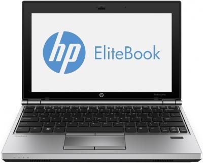 Ноутбук HP EliteBook 2170p (H4P17EA) - фронтальный вид