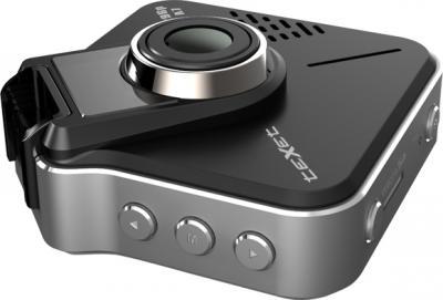 Автомобильный видеорегистратор TeXet DVR-670 A7 - вид сбоку