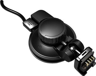 Автомобильный видеорегистратор TeXet DVR-670 A7 - крепление